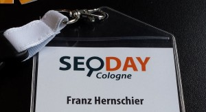 Mein SEO Day Ticket